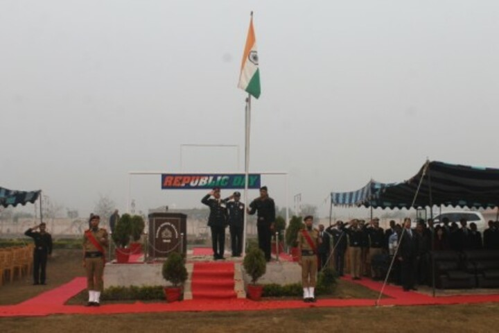 Sainik School-Republic Day