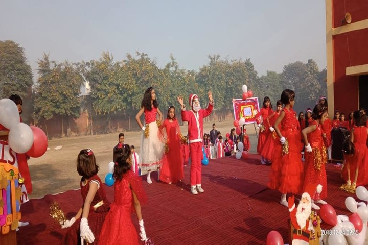 Ashoka Academy-Christmas Celebrations