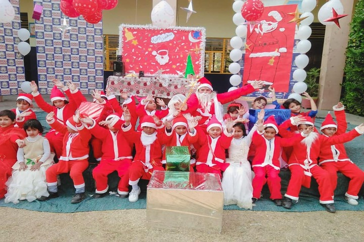 Ashoka Senior Secondary School-Christmas Celebrations