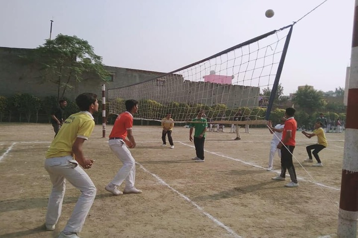 Ashoka Senior Secondary School-Sports