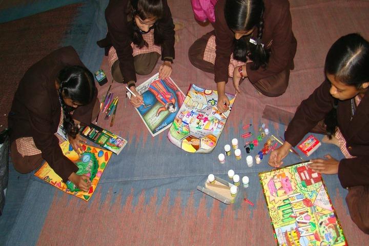 Assisi Convent School-Activity