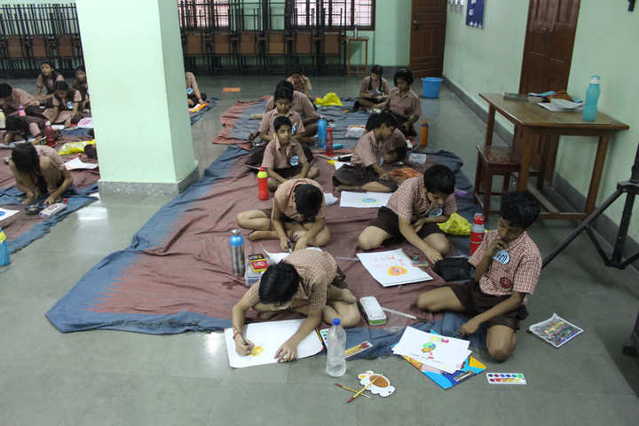 Assisi Convent School-Art and Craft