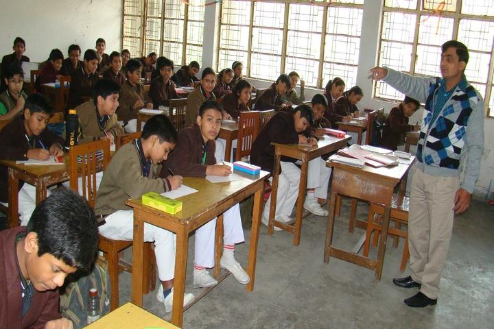 Assisi Convent School-Classroom