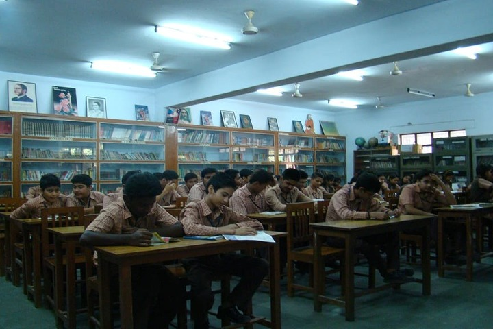 Assisi Convent School-Library