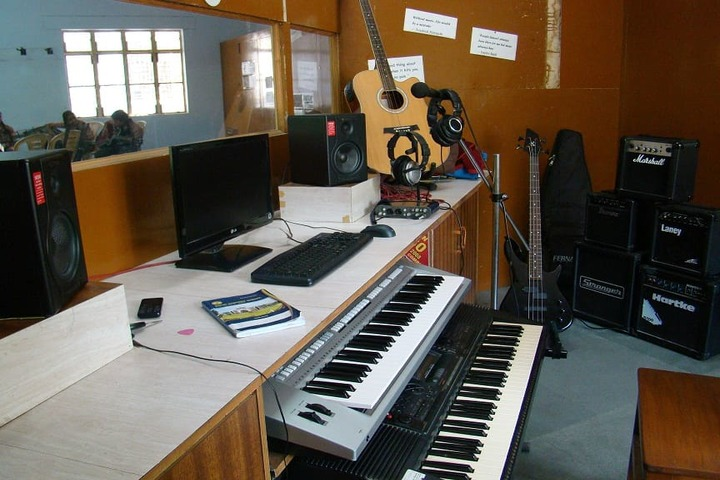 Assisi Convent School-Music Room