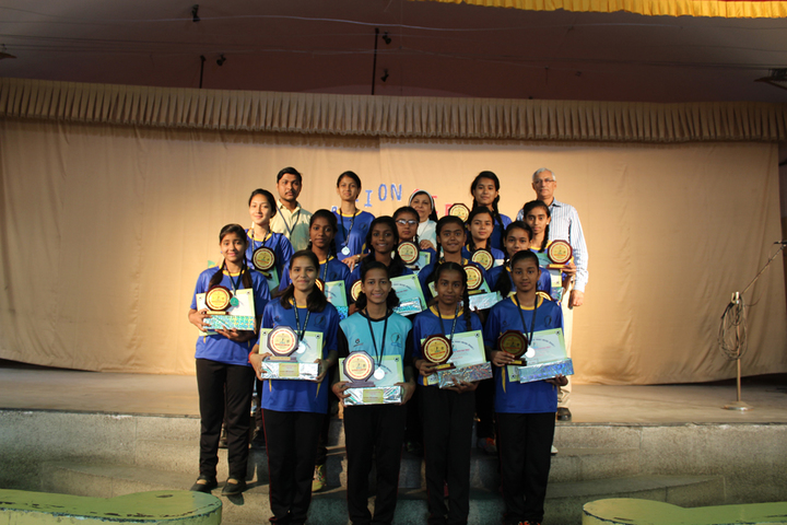 Assisi Convent School-Awards And Achivements