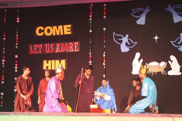 Assisi Convent School-Christmas Celebrations
