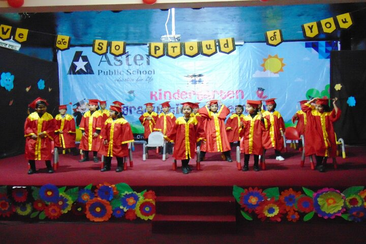Aster Public School-Events2