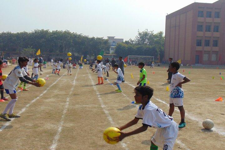 Aster Public School-Games