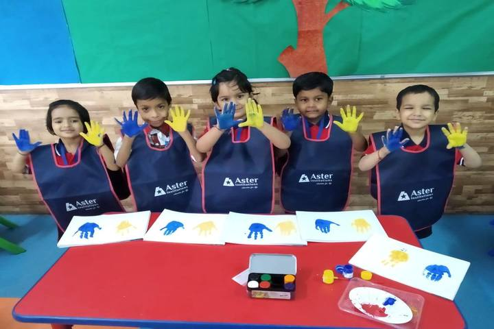 Aster Public School-Activity2