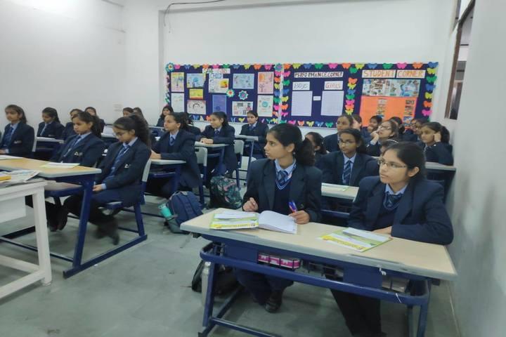 Aster Public School-Classroom