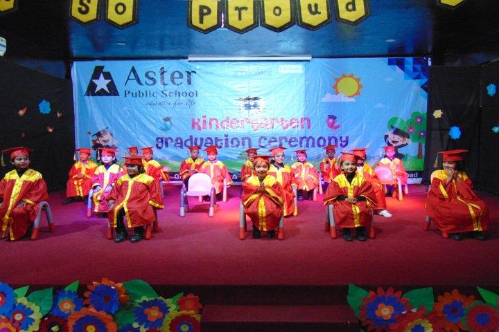 Aster Public School-Event