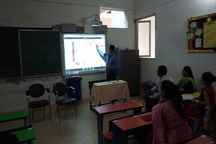 Avadh Collegiate-Digital Classroom