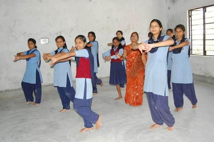 Avadh International School-Dance Room