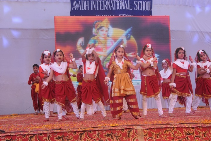 Avadh International School-Events