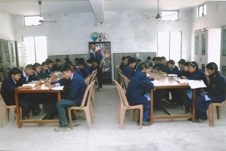 Avadh International School-Library