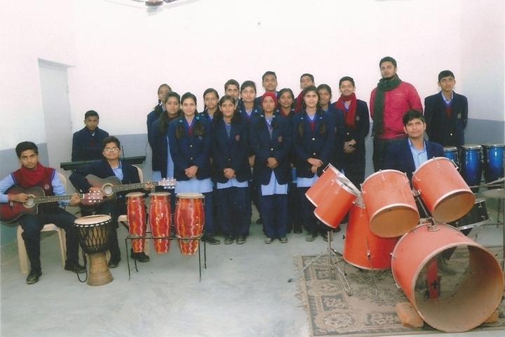 Avadh International School-Music