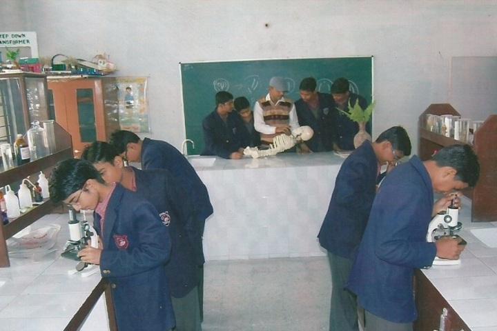Avadh International School-Physics Lab