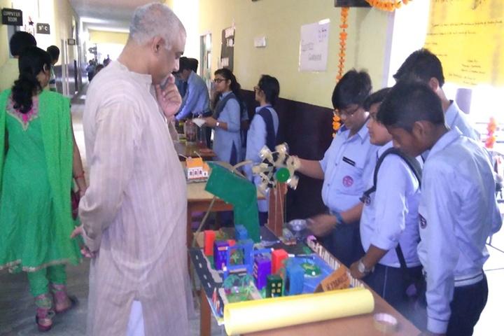 Avadh International School-Science Exhibition