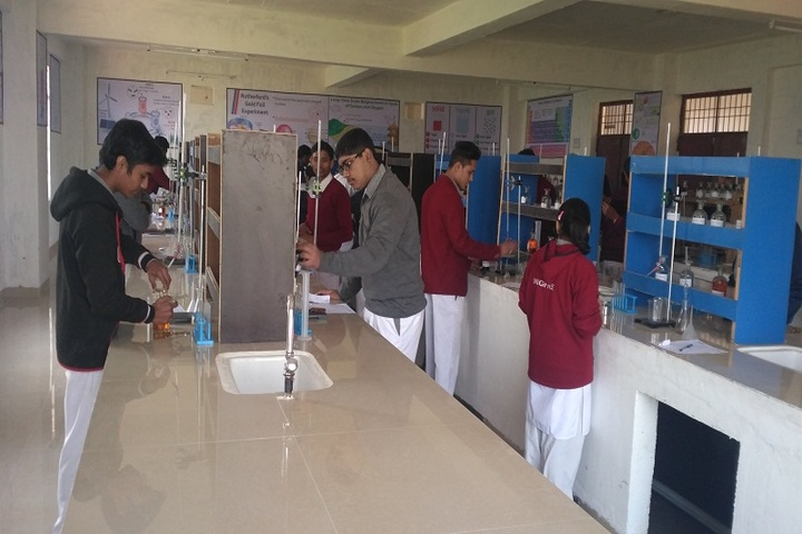 Avmd Institute-Chemistry Lab