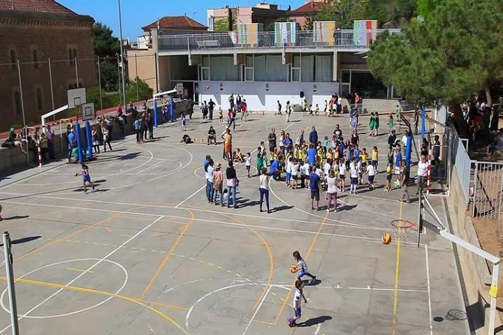 Avmd Institute-Basket Ball Court