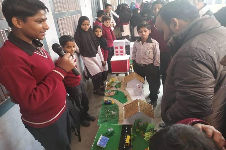 Salfia School-Art Exhibition