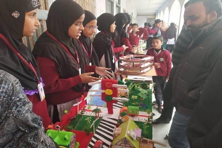 Salfia School-Students Project