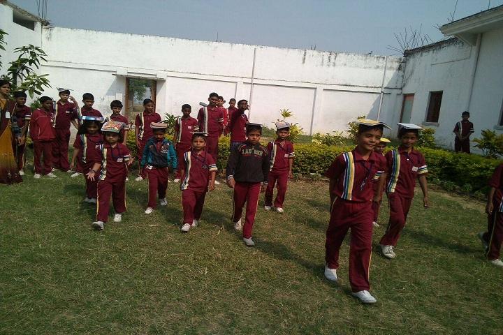 Awadh International School-Fun Games