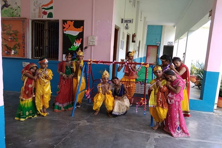Awadh International School-Krishnashtami