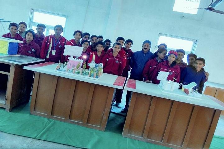 Awadh International School-Science Exhibition