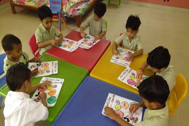Awadh Public School-Activity 1