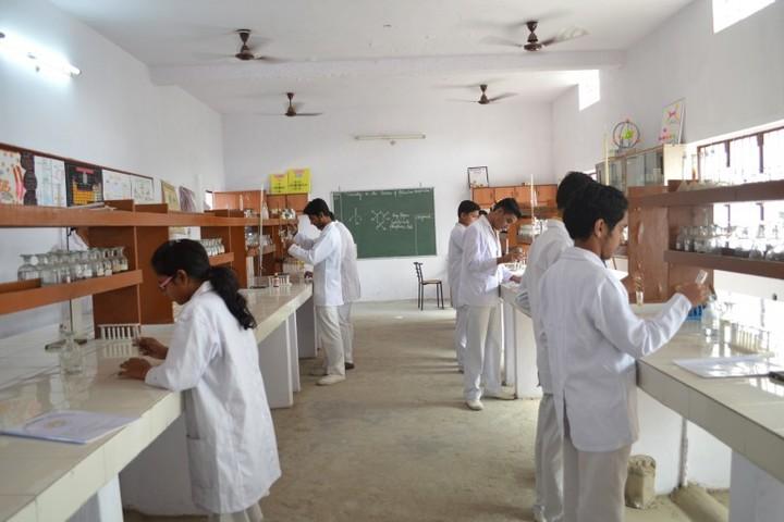 Awadh Public School-Chemistry Lab