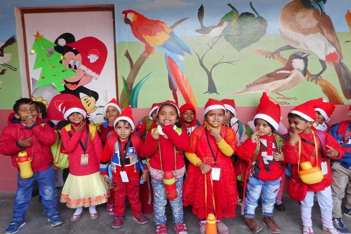 Awadh Public School-Christmas Celebrations
