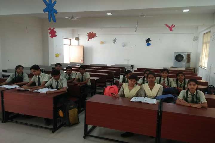 Awadh Public School-Classroom