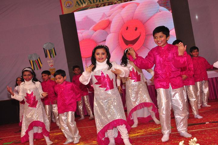 Awadh Public School-Events