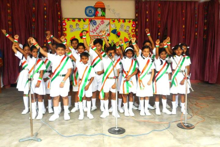 Awadh Public School-Independence Day Celebrations