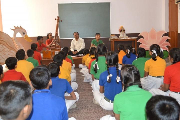 Awadh Public School-Music Room