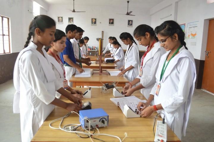 Awadh Public School-Physics Lab