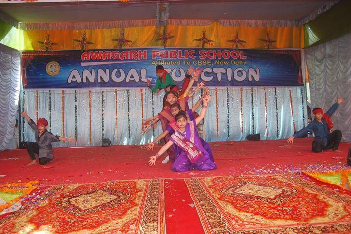 Awagarh Public School-Culturals