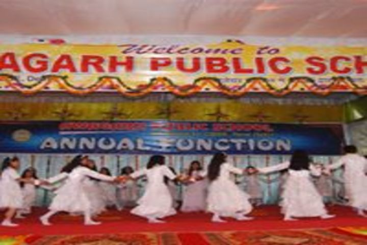 Awagarh Public School-Dance