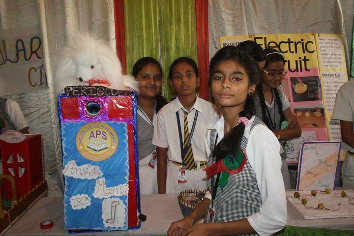 Awagarh Public School-Exhibition