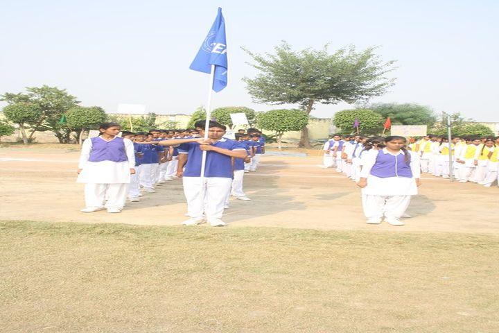 Awagarh Public School-Investiture Ceremony