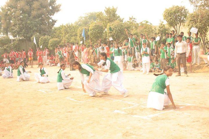 Awagarh Public School-Sports Day