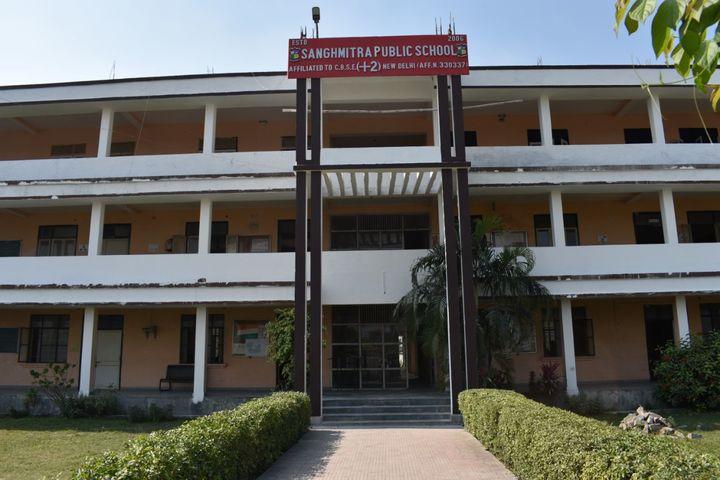 Sanghmitra Public School-Campus