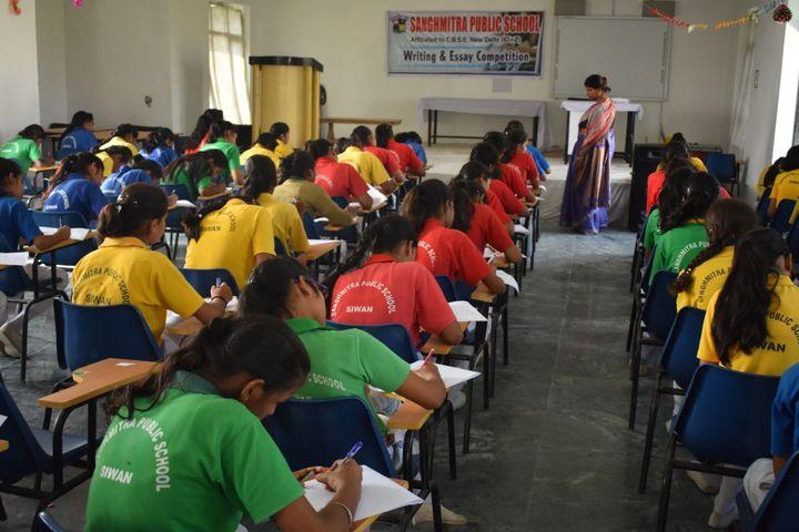 Sanghmitra Public School-Compitition