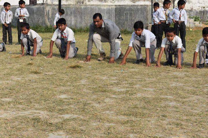 Sanghmitra Public School-Games