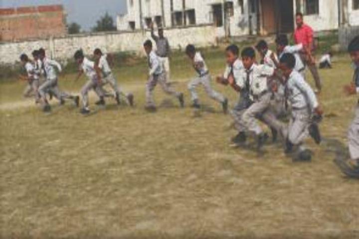 Sanghmitra Public School-Runing