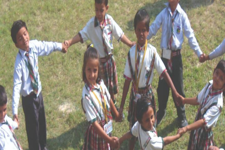 Sanghmitra Public School-Students