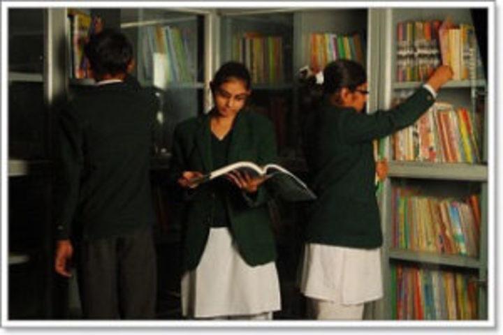 Azad Public School-Library