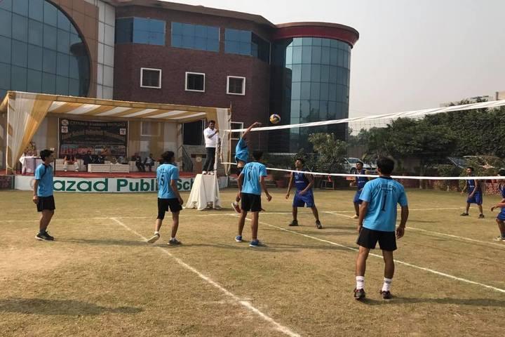 Azad Public School-Sports